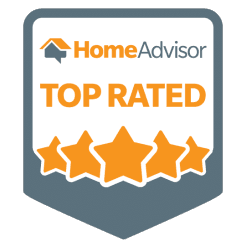 Home Advisor Top Rated Badge