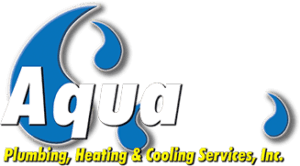 Aqua Plumbing Heating and Cooling Services Logo